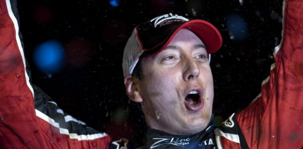 Kyle Busch Claims Milestone Win In NNS Loudon 200