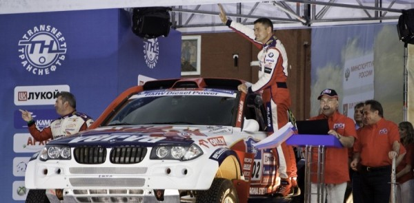 Russian Roulette On The Silk Way Rally