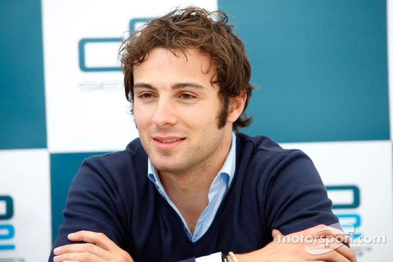 Luca Filippi Joins Scuderia Coloni At Nurburgring