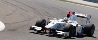 GP2 Pic Slams Down Hot Lap For GP2's Nurburgring Pole