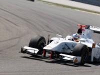 Pic Slams Down Hot Lap For GP2's Nurburgring Pole