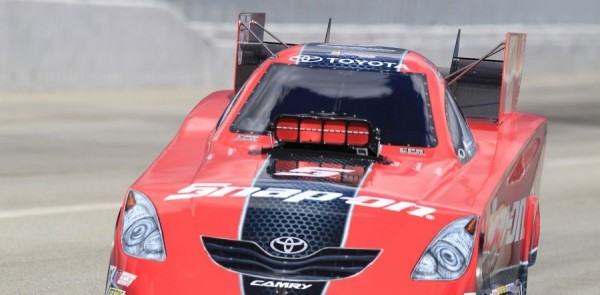 NHRA Series Denver Friday Qualifying Report