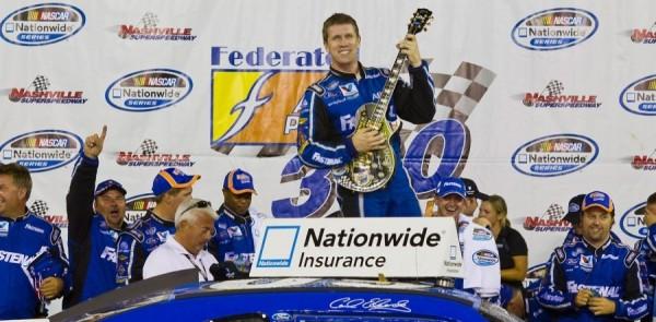 Edwards Dominates Nationwide Nashville 300
