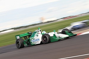 IndyCar HVM Racing Edmonton Qualifying Report