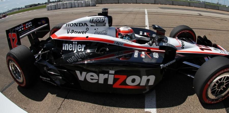 Team Penske Edmonton IndyCar Race Report