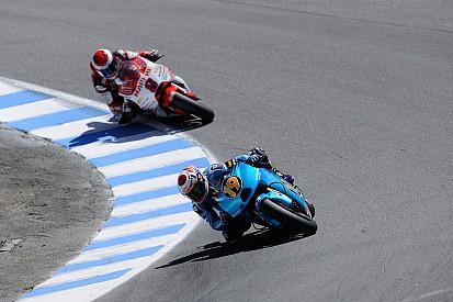 Rizla Suzuki US GP Race Report
