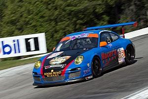 ALMS American Le Mans Series Mosport Race Report