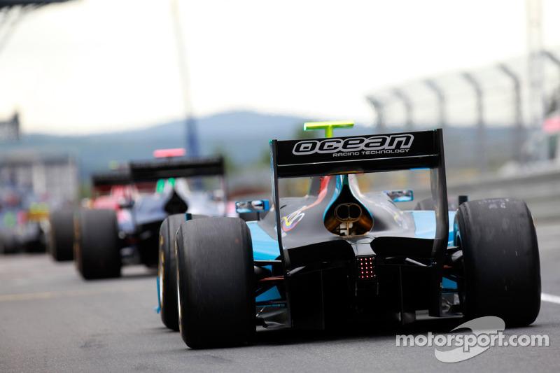 Ocena Racing Tech Nurburgring Event Summary