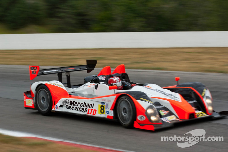 Intersport Racing Mosport Race Report