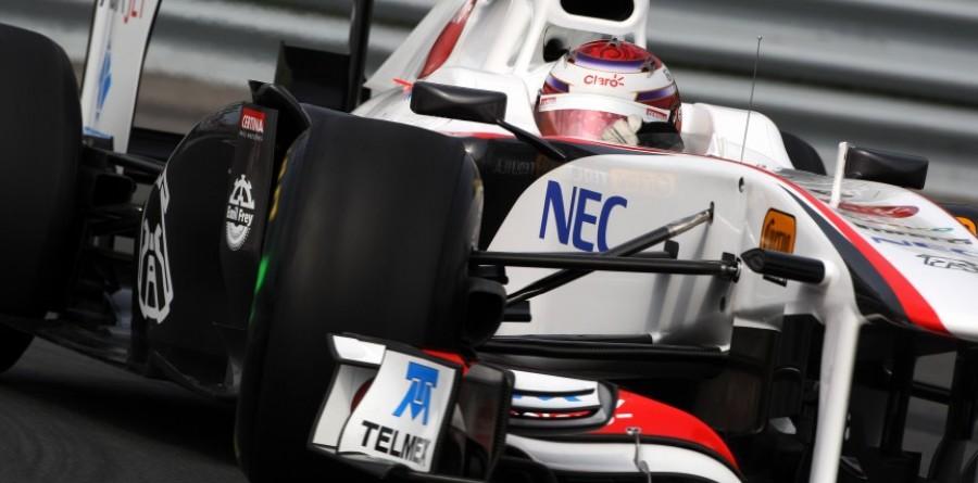 Sauber F1 Team Confirms Trio Of Drivers For 2012