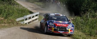 WRC Loeb Stuck With Lead As Tactics Play In Rally Finland