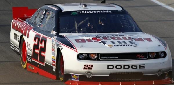 Brad Keselowski Takes Indy Raceway Park Nationwide Win