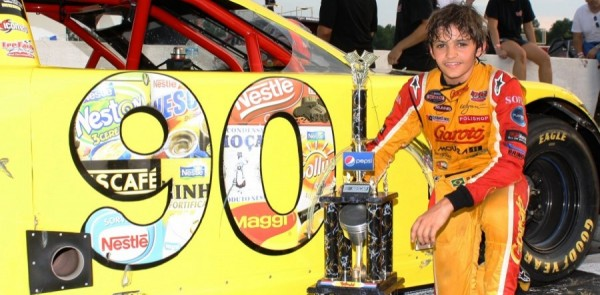 Pietro Fittipaldi Plans To Climb The Ladder To NASCAR's Top Series
