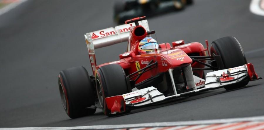 Ferrari F1 Hungarian GP Race Report