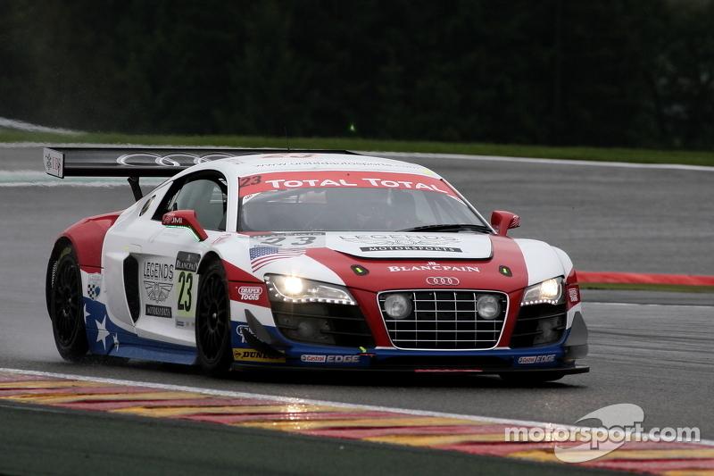 United Autosports Spa 24 Hour Report