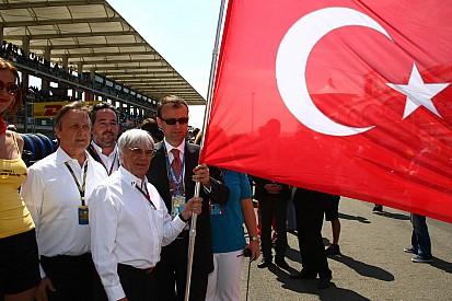 Turkey Invites Ecclestone For 2012 Race Talks