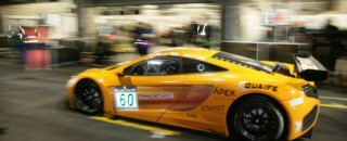 Endurance Debut Of MP4-12c At Spa 24H Endurance Event