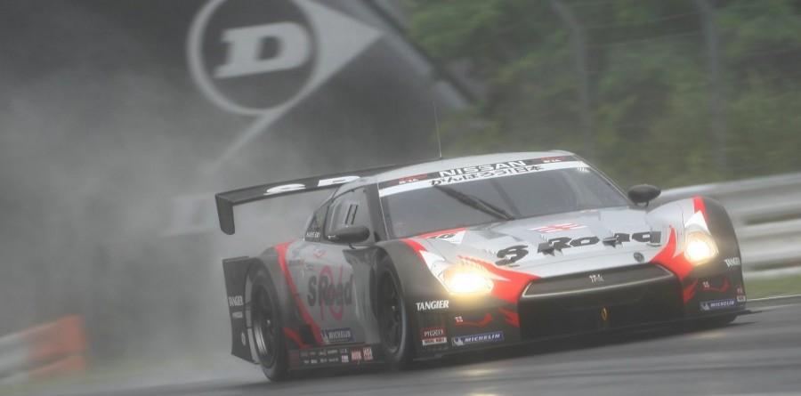 Super GT Series Sugo Qualifying Report