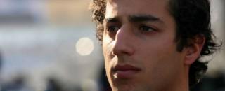Formula 1 HRT Q&A With Daniel Ricciardo