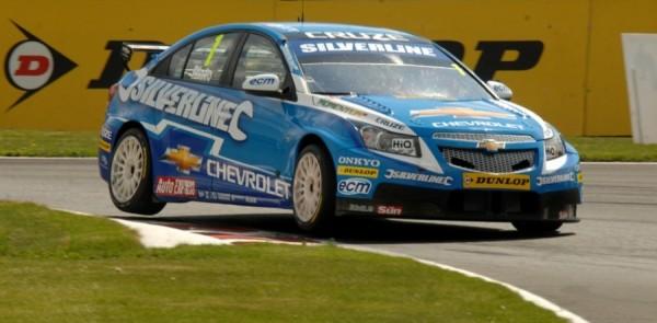 Plato Fastest In BTCC Qualifying At Snetterton