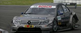 DTM Spengler Extends Mercedes Lead in DTM Championship