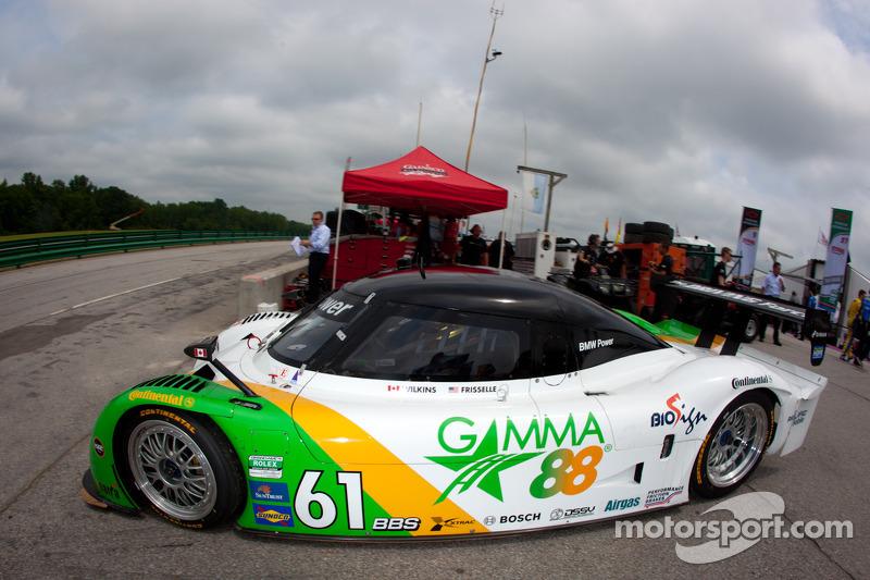 AIM Autosport Ready For Watkins Glen