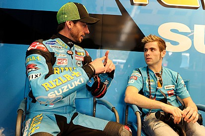 Hopkins will join Suzuki Team at Czech GP