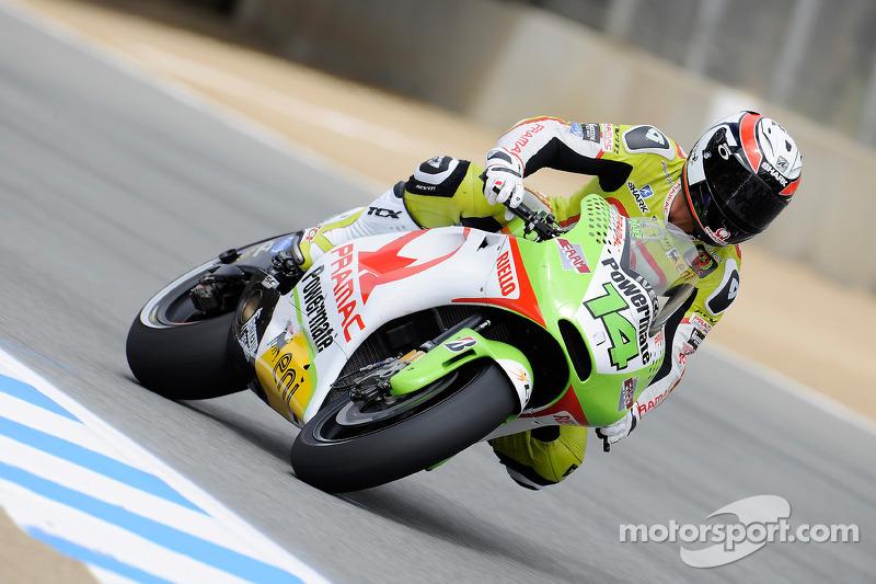 Czech GP bekons to Pramac Racing