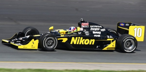 Franchitti leads series Loudon test day at NHIS