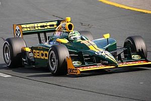 IndyCar KV Racing - Lotus Loudon qualifying report
