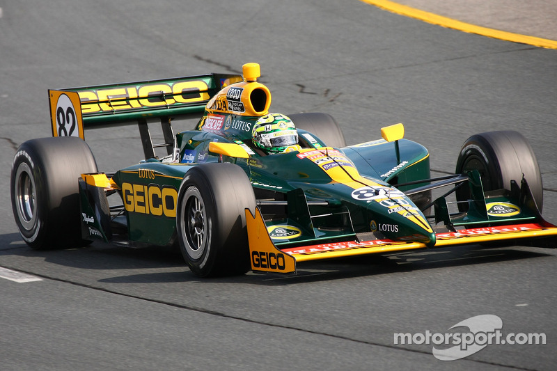 KV Racing - Lotus Loudon qualifying report