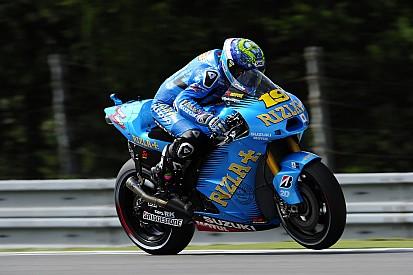 Rizla Suzuki Czech GP qualifying report