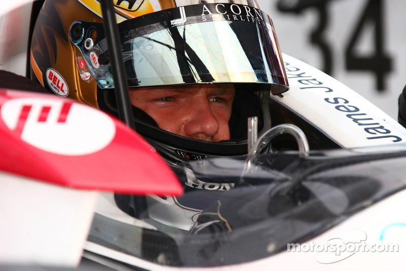 Dale Coyne Racing Loudon qualifying report