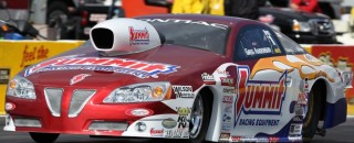 NHRA Anderson remembers his roots in return to Brainerd