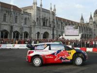 Citroen looks to keep Rally Deutschland streak
