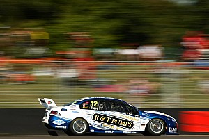 Supercars Triple F Racing presents new livery at Ipswich 300