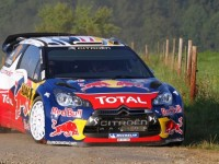 Citroen pair own Rally Deutschland
