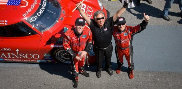 Bob Stallings Racing dominates Montreal