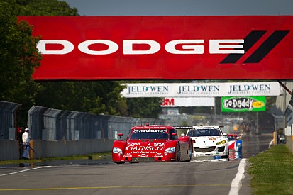 Team Chevy Montreal race report