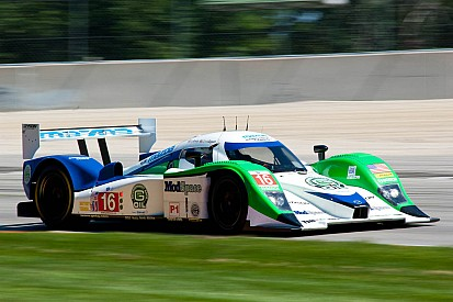 Dyson Racing Road America qualifying report