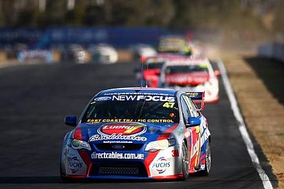 Stone Brothers Racing Ipswich 300 Saturday report