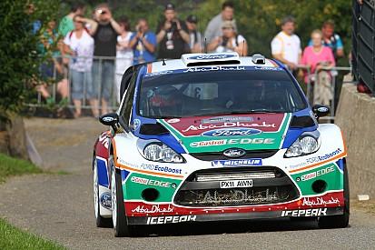 Ford Rally Deutschland summary