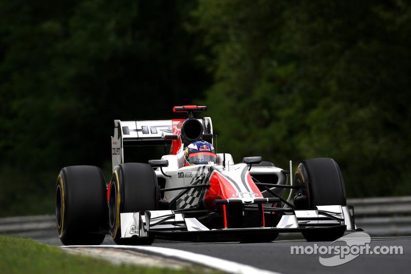 Ricciardo not promised better seat in 2012