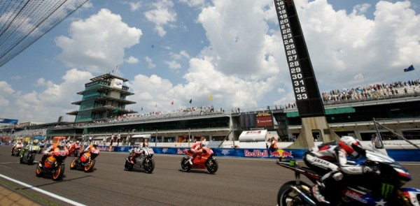 MotoGP schedule intensifies with Indianapolis visit