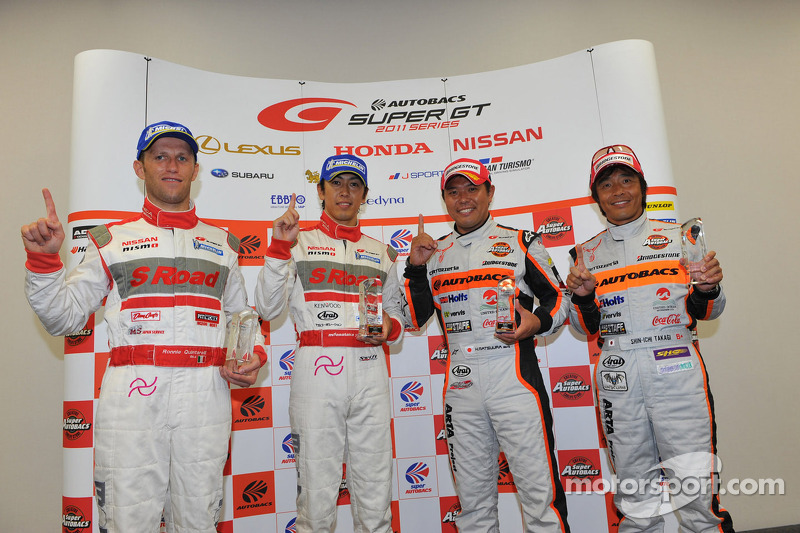 Pokka GT Summer Special qualifying report