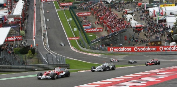 Formula One - On And Off Track Week 35
