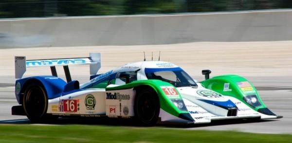 Dyson Racing enjoyed Road America close finish battle