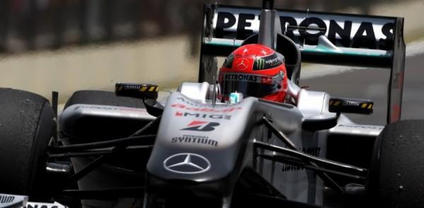 'Stubborn' Schumacher admits mistakes of past