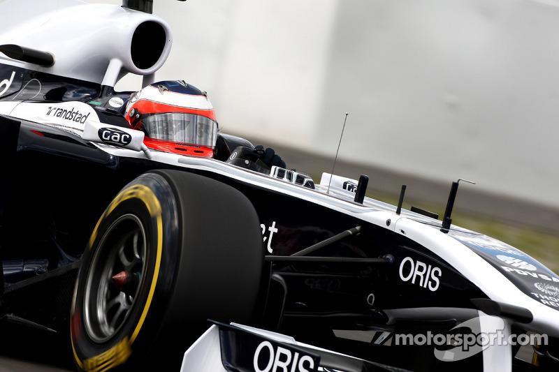 Barrichello admits 2012 Williams exit possible