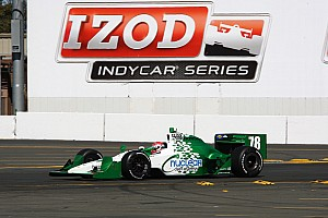 IndyCar HVM Racing Sonoma qualifying report